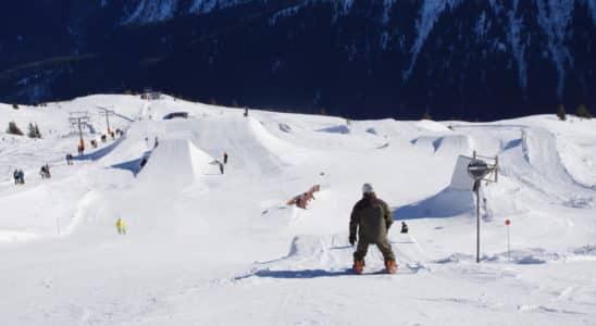 voyage en ski
