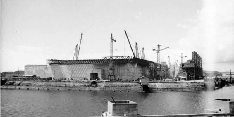 Base sous marin Lorient