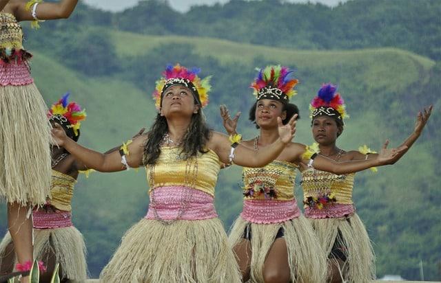 tradition en Papouasie Nouvelle Guinée