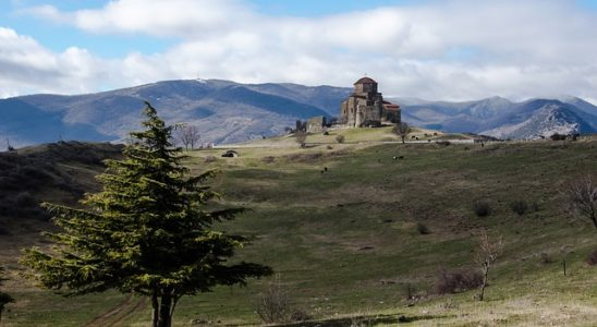 paysage de georgie