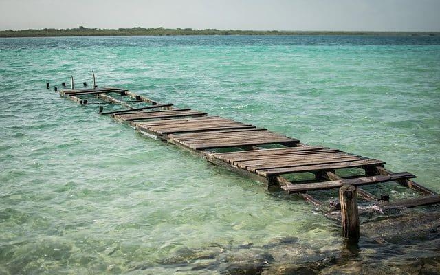 lagune bacalar au mexique