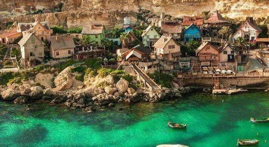 village atypique à malte