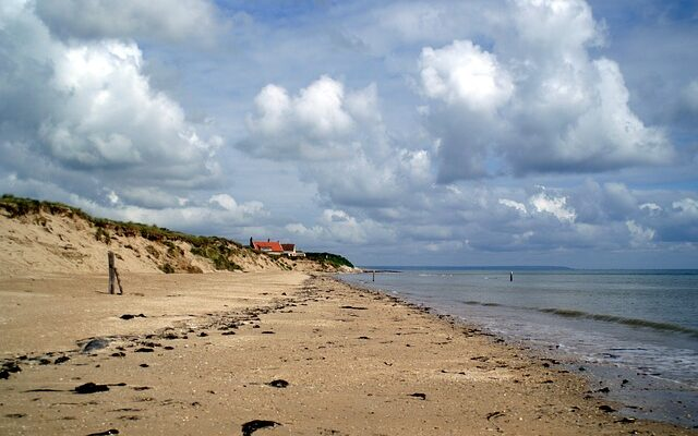 plage d'utah beach
